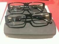 Pair of FCUK mens glasses