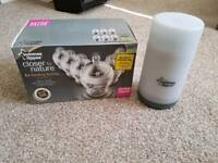 Tommee tippee bottles and travel bottle warmer