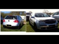 SILVER VOLKSWAGEN VW GOLF 2.0 GT FSI 3 DOOR 150BHP RARE GOLF MODIFIED LOWERED STANCED