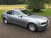 BMW 525I SE AUTO 83000 MILES MOT JULY 2018