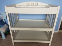 Mamas and papas baby changing table station £25 ono