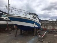wanted arvor 25 cash waiting must be able to take my boat part exchange contact clem on 07903599054