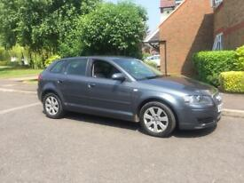 AUDI A3 2.0 TDI SE 140 GREY 6 SPEED 2006 PX WELCOME!!!