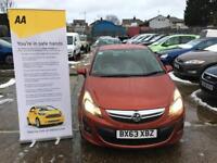 Vauxhall Corsa 1.4 i 16v SRi Hatchback 3dr Petrol Manual 2013