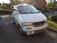 Nissan Largo 1997 2.4 Petrol Automatic 7 seater Japanese Import MPV
