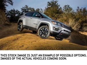 2018 Jeep Compass New Car Sport 4x4 9-SpeedAuto SportAppr,ColdWt