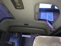 Toyota townace 2L TD 4x4 7 seats dayvan no mot most work done