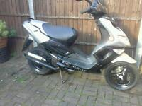 Peugeot speedfight 2 50cc moped