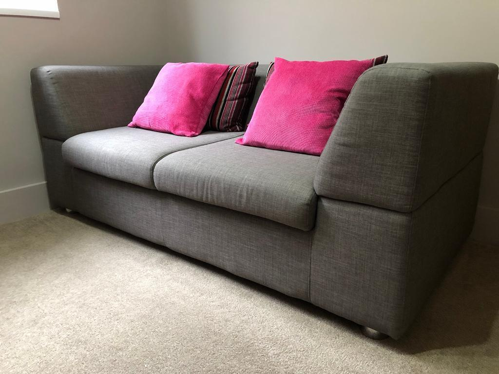 Bed settee exc condition
