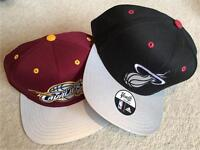 New NBA Baseball Caps