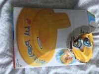 Baby swim seat only used once