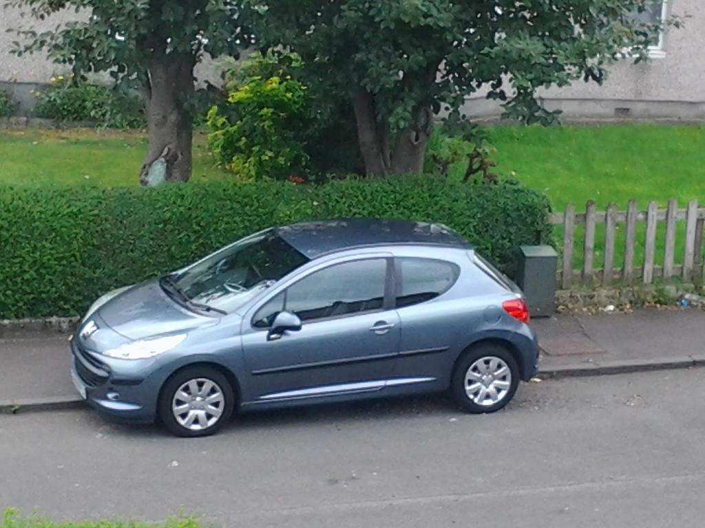 PEUGEOT 207 1.4S VTI 3 dr Air/Con 95BHP 08/58 plate very long MOT