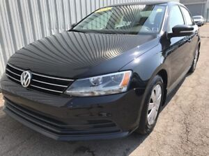2015 Volkswagen Jetta 2.0L Trendline LOW KMs | FACTORY WARRAN...