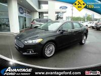 2015 FORD FUSION Titanium**DEMO**Nav/Toit/Cuir/Bluetooth/Cruise