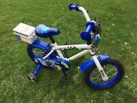 Halfords Apollo Kids Police Bike