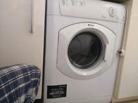 HOTPOINT Aquarius TVM570P Vented Tumble Dryer - White