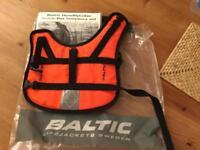Pet buoyancy aid