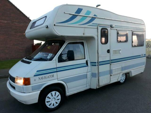 Volkswagen transporter compass navigator 310 rl 5 to berth motorhome | in  Doncaster, South Yorkshire | Gumtree