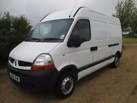 Renault Master - Years MOT - Full Service History - same as the Vauxhall Movano Transit Size
