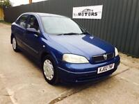 VAUXHALL ASTRA 1.6 AUTOMATIC 12 MONTHS MOT