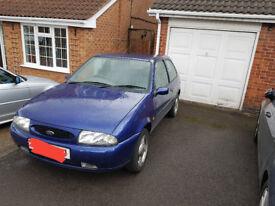 Ford Fiesta 1.4ltr - Fantastic Engine, reliable runner