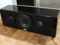 Monitor Audio R180 Piano Gloss Black Centre Speaker