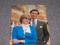 Debrett's Royal Wedding Coffee Table Book