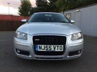 Audi A3 2.0 FSI SPORT 2005 **********REDUCED NOW £1795 was £1995**********