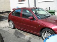 mg zr spairs or repair £400 no offers