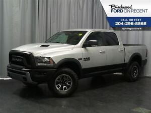 2016 Ram 1500 Rebel Crew 4x4 *Leather/Moonroof/Touch screen*