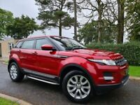 Oct 2014 Land Rover Range Rover Evoque 2.2 SD4 5dr [Tech Pack] 4X4 MODEL! SAT NAV, STYLING BARS, FSH