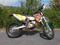 KTM 250 EXC-F SIX DAYS 2011
