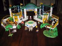 Playmobil Zoo Kids Toy