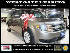 2014 Ford Flex SE | ONE OWNER | 0% FINANCE |