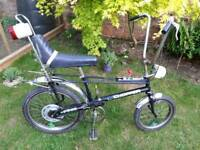 Raleigh chopper mk2 one of many quality bicycles for sale