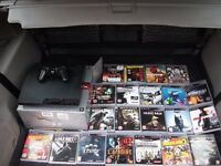 PS3 / Playstation 3 with 21 games