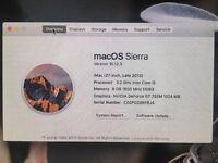 Apple iMac 27inch (late 2013)