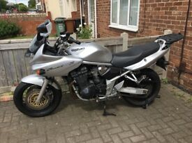 Suzuki Bandit 1200S For Sale