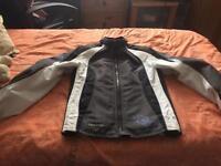 Ladies Bike Jacket with built in armor