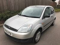 CHEAP Ford Fiesta 1.3 Finesse 3dr LOW MILES+LOW TAX+INSURANCE
