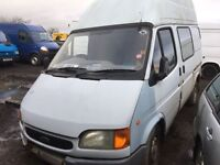 Ford transir 2.5 1999 year diesel choice of two