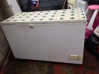 Very large chest freezer