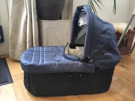 Uppababy Vista Bassinet (carrycot) Cole Blue