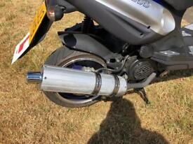 Jonway madness 125cc