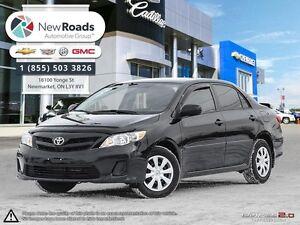 2013 Toyota Corolla LE, ROOF, PWR GRP, AUTO,