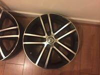 Vauxhall Corsa D Vxr Diamond Cut Alloys