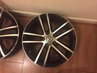 Vauxhall Corsa D Vxr Diamond Cut Alloys