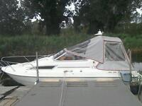 **REDUCED** Sealine 198 Sports cruiser