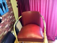 1950'S ARMCHAIR - CAN DELIVER