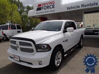 2014 Ram 1500 Sport w/3.92 Anti-Spin Rear Differential - Low KMs